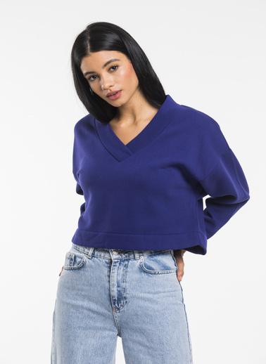 Take7 Sweatshirt Mor